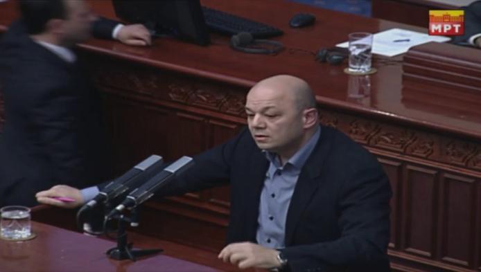 Манојлоски се огласи по инцидентот: Се откажувам од понатамошно гонење кон припадниците на МВР