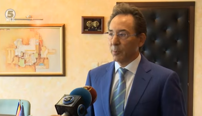 Азманов: Се потврди директната спрега на СЈО и Финансиската полиција со Боки 13 дека работеле за мое рекетирање