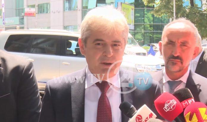 Ахмети: Земјата да не се претвора себе си во протекторат, обвинител треба да избере Судскиот совет