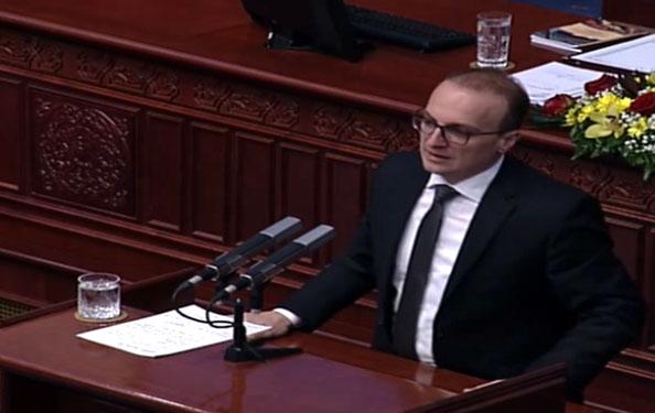 Милошоски: Груевски го предложи Рамчиловиќ, а Заев го постави за функционер