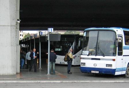 Меѓуградски превоз се врши во автобуси без клима