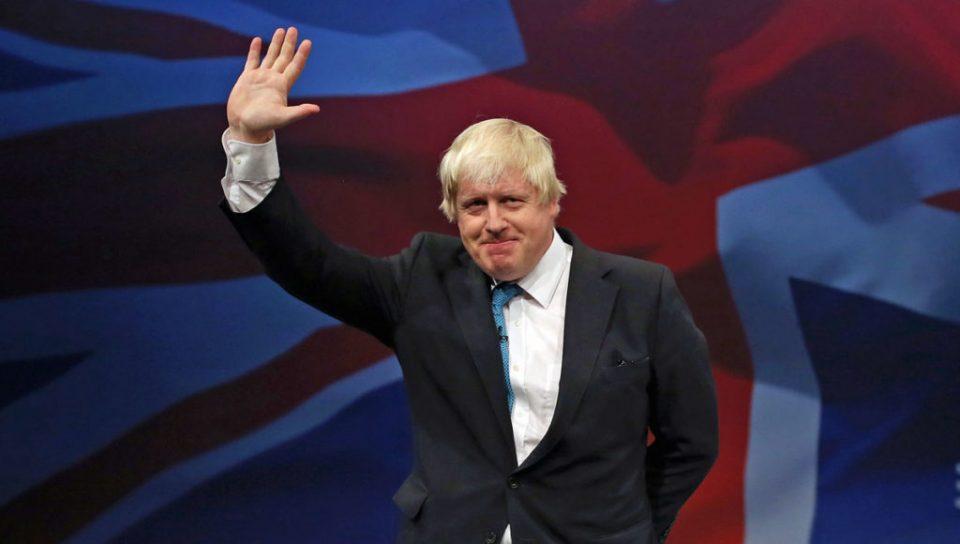 """Борис Џонсон вели дека """"нема причина"""" Лондон да ги следи правилата на ЕУ за трговија"""