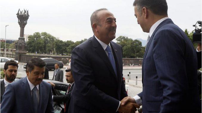 Чавушоглу: Очекуваме конкретни чекори од Македонија против терористичката организација ФЕТО