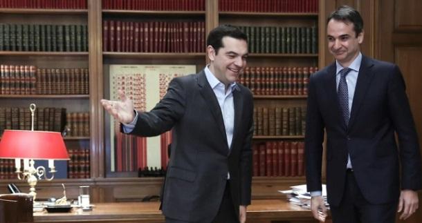Мицотакис, Дендиас и Ципрас изразија солидарност за Франција по терористичкиот напад во Ница