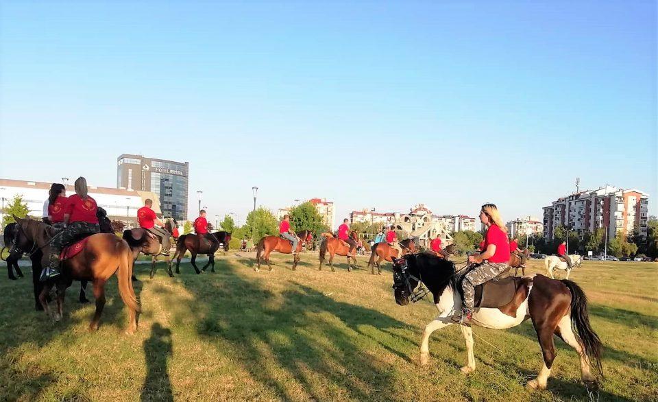 Коњаниците интензивно се подготвуваат за Илинден