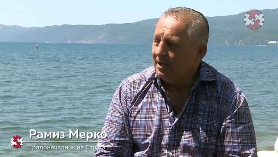 (ВИДЕО) Рамиз Мерко ја изрецитира Т'га за југ од Миладинов!