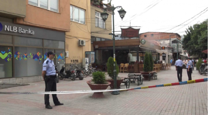 Избегната трагедија: Рачната бомба фрлена во Прилеп била активирана, но се изгаснала пред да експлодира