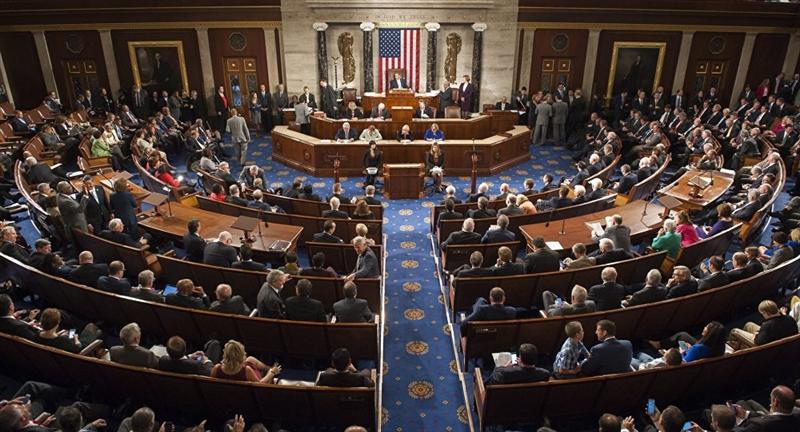 Делегацијата на Претставничкиот дом на САД на средба со Талат Џафери
