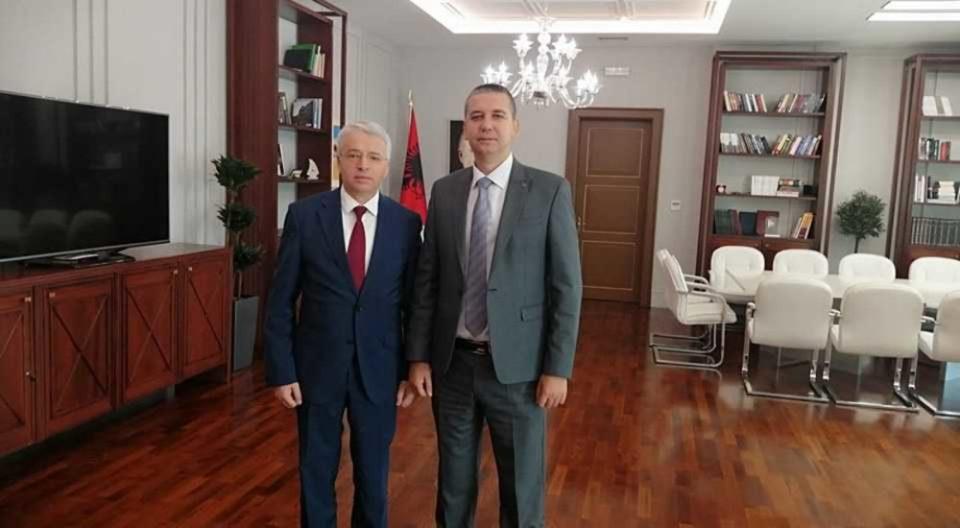 Стерјовски со повик што повеќе Македонци да бидат застапени во албанската полиција