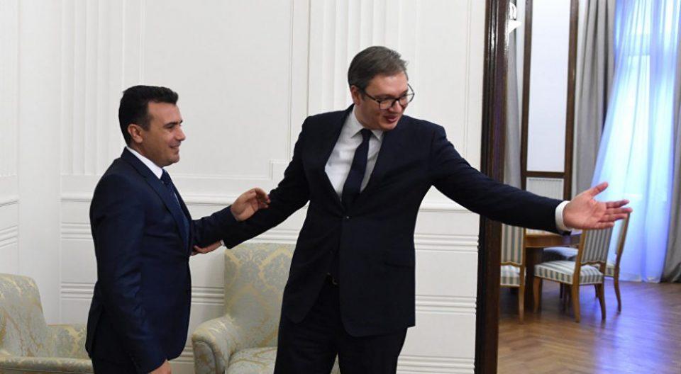 Заев во Србија, утре во Нови Сад на трилатерален состанок со Вучиќ и Рама