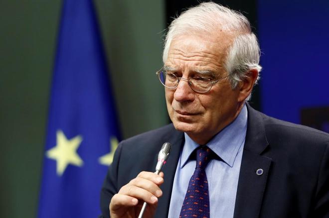 """Борел смета дека ЕУ треба да го научи ,,јазикот на силата"""": Потребна е постојана армија од 60.000 војници"""