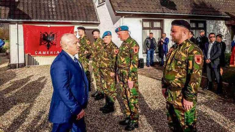 """Во Амстердам е убиен албанскиот политичар кој сакаше да формира нова држава """"Чамарија"""" и имал сопствена војска"""