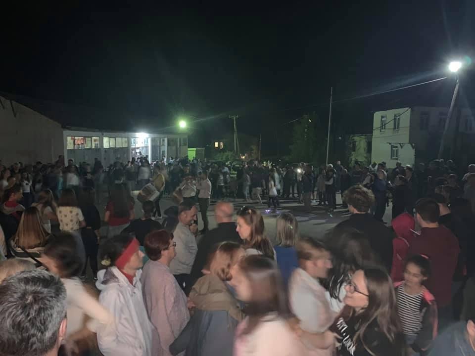 (ФОТО) Мицкоски пред големиот празник Илинден во Лазарополе