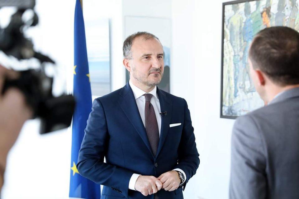 Сореца: Албанија е на крајот на почетокот, а не на почетокот на крајот од пристапувањето во ЕУ