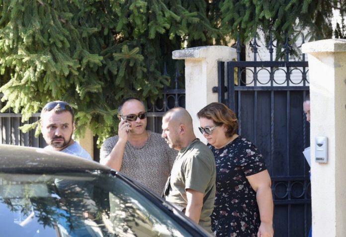 Јанева вратена во притвор – и се слошило во капела