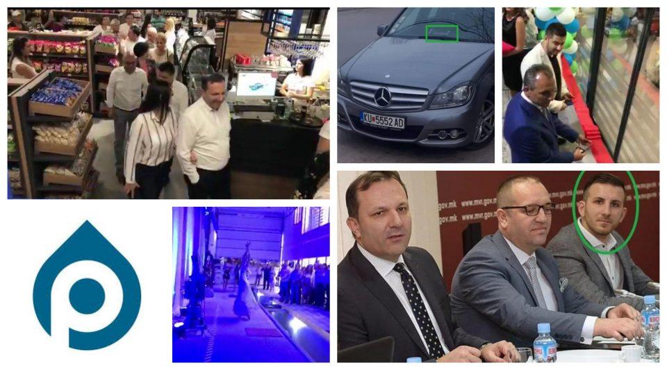 """Оливер Спасовски """"отвори"""" бензинска во Куманово: Газдите немаат никаков приход, ама инвестирале милиони во бензинска!"""