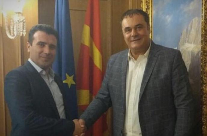Башановиќ останува советник на Заев уште една година