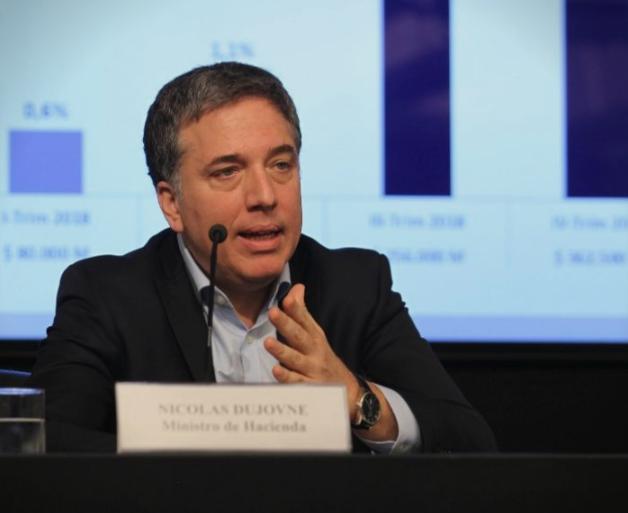 Министерот за финансии на Аргентина поднесе оставка