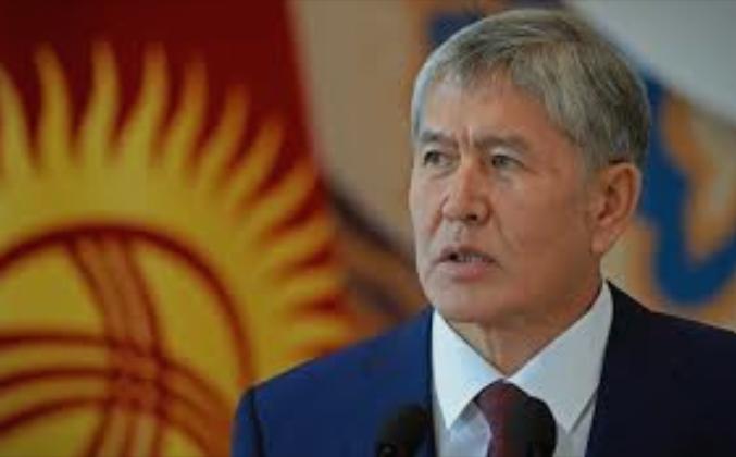 Поранешниот претседател на Киргистан подготвувал државен удар