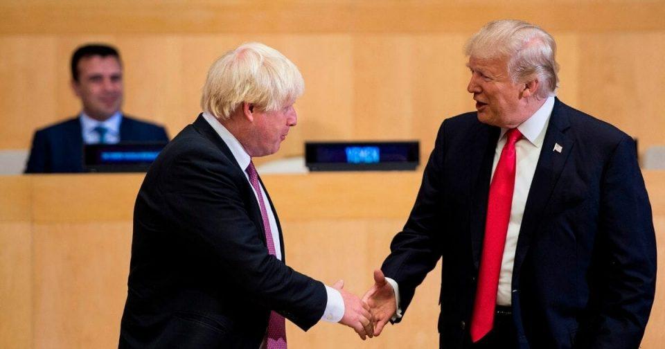 Трамп и Џонсон разговарале за Брегзит