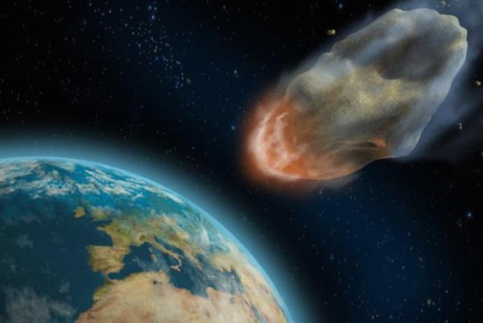 Астероид се приближува до Земјата со големина брзина