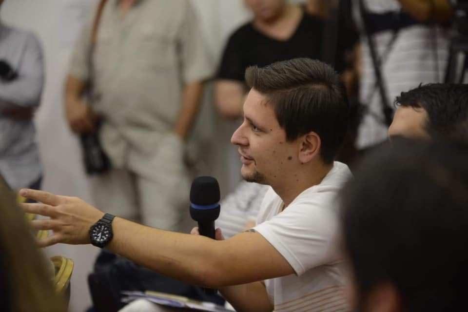 Новинарот Салиу: На ОЈО им е криво што исказот на Камчев не го објави медиум близок до нив