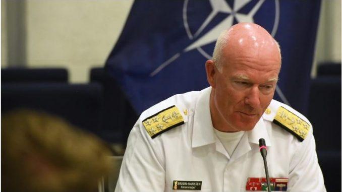 Делегацијата на Вооружените сили на Норвешка е во дводневна посета на Македонија