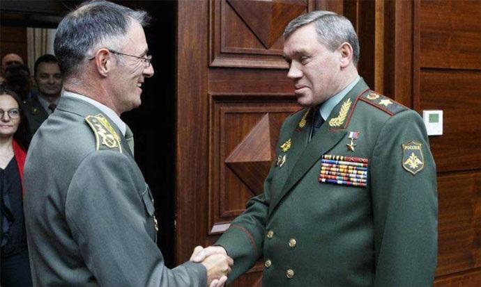 Генерал Мојсиловиќ: Србија е отворена и подготвена за воени вежби и соработка со сите