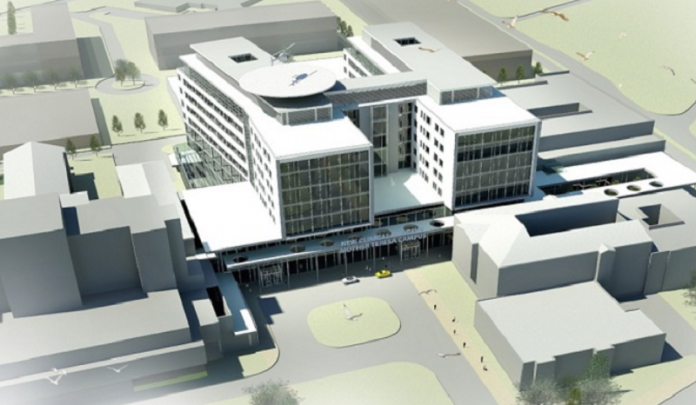 Домашните градежни компании премногу мали за Клиничкиот центар