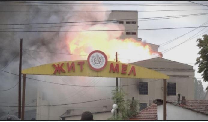 Објект се запали во Куманово