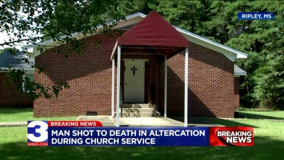 Пукање во црква во Мисисипи – има загинати и повредени лица