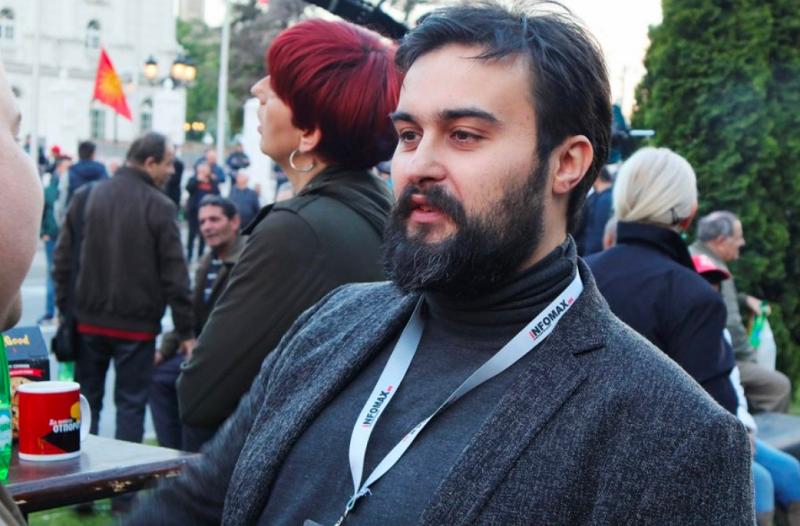 Митовски: Заев слушаше 120.000 телефонски разговори за да дојде до власт, сега слуша новинари и политичари