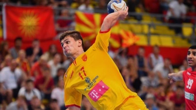 Ракометната репрезентација на Македонија до 19 години го победи Бахреин