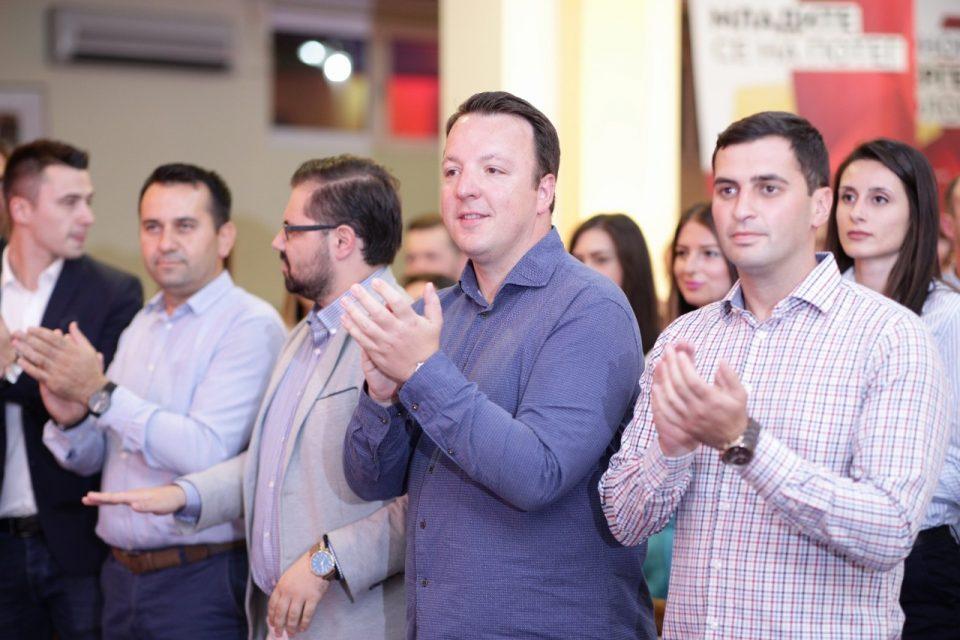 Николоски: УМС  се моторот на ВМРО-ДПМНЕ и тие ќе го победат Заев и ќе ја придвижат Македонија напред