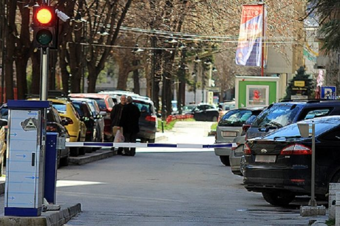 Од 9 август 250 денари за час паркинг во центар на Скопје
