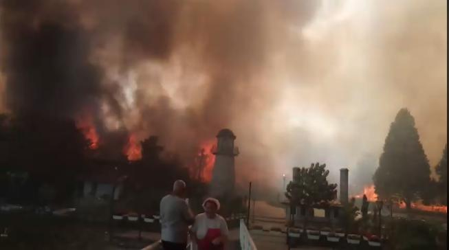 Обвинителството бара притвор за лицата кои го предизвикаа пожарот кај Велешкото езеро