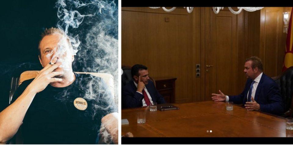По примерот на Амстердам, Заев најави легализација на марихуана во угостителството