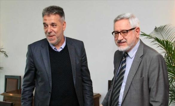 Продолжуваат разговорите за Гоце Делчев меѓу Македонија и Бугарија во Софија