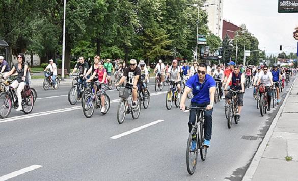 Изменет сообраќаен режим поради велосипедско дефиле во Скопје