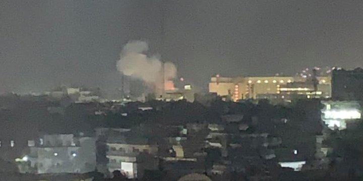Амбасадата на САД во Кабул погодена од ракета една минута по полноќ на 11 септември