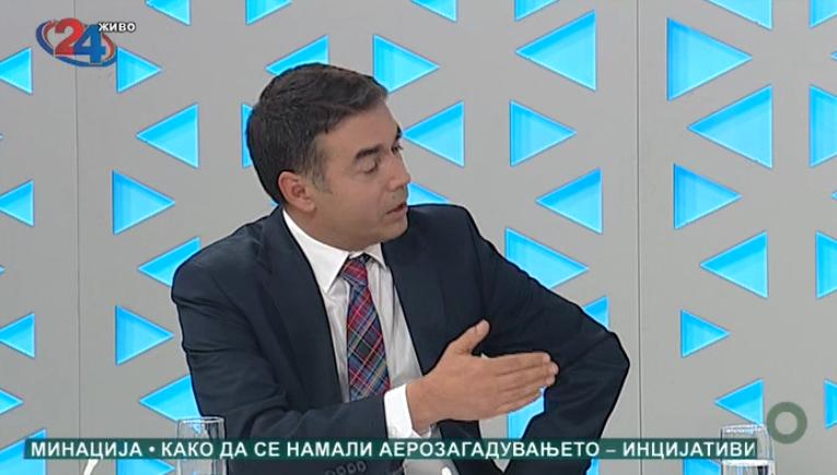 """Николоски вели дека СДСМ не сака да се истражи""""Рекет"""" – Димитров негира"""