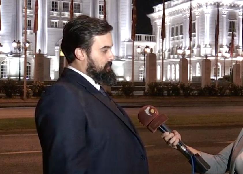 (ВИДЕО) Митовски: Нема основ за кривична пријава – ова е политичка нарачка
