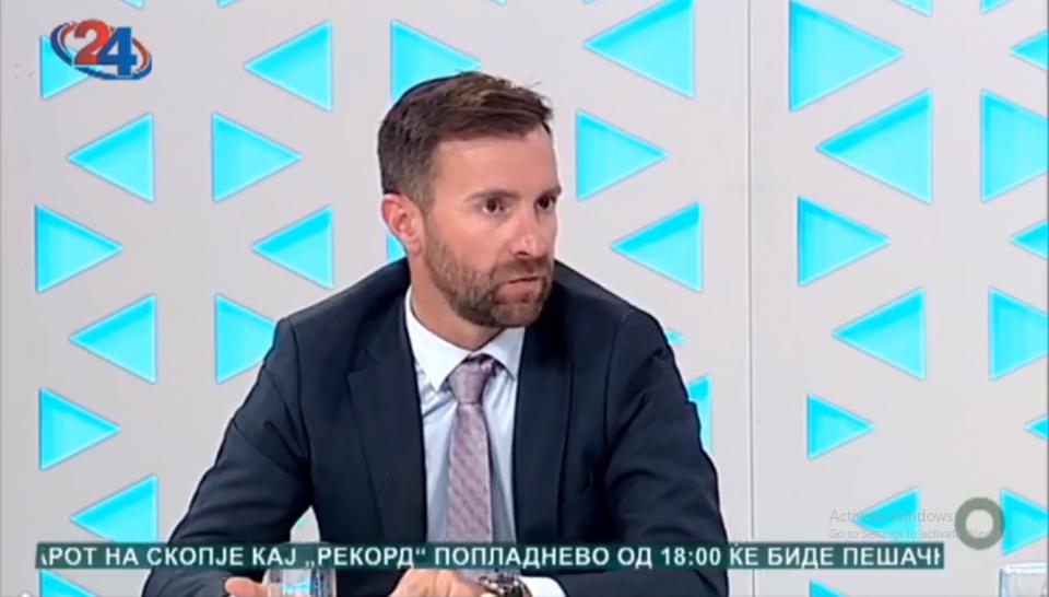 Димовски: Гоните екс-градоначалник што помогнал на деца со посебни потреби, а тој што тепа е слободен