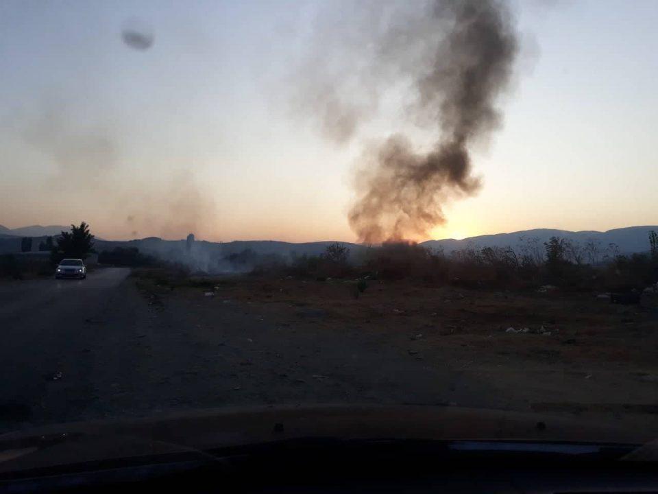 Карпош се гуши со смртоносните ПМ честички од Сарај