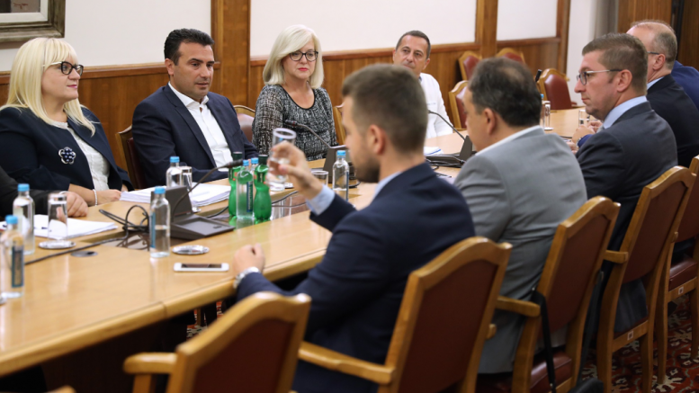 НОВИ ДЕТАЛИ ОД ПРЕГОВОРИТЕ: Заев ја спасува Вилма Русковска