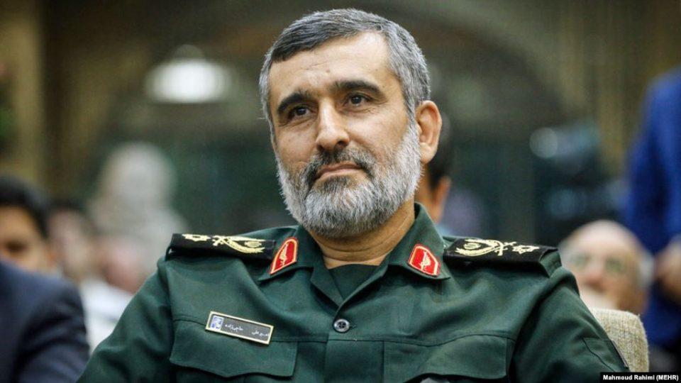 Иранскиот генерал Хаџизадех: Иран е секогаш подготвен за војна