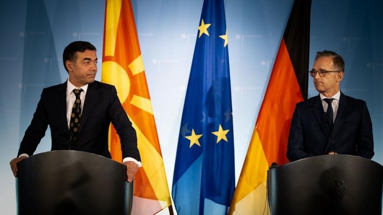 Мас: Не гледам пречки за почеток на преговорите со Северна Македонија