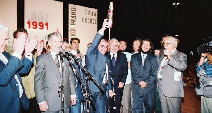 Република Македонија денеска одбележува 28 години независност