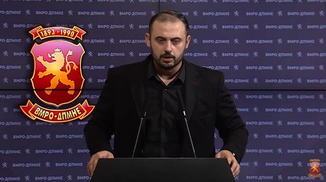 Ѓорѓиевски: Правдата е оставена на криминалците, а МВР стои на страна