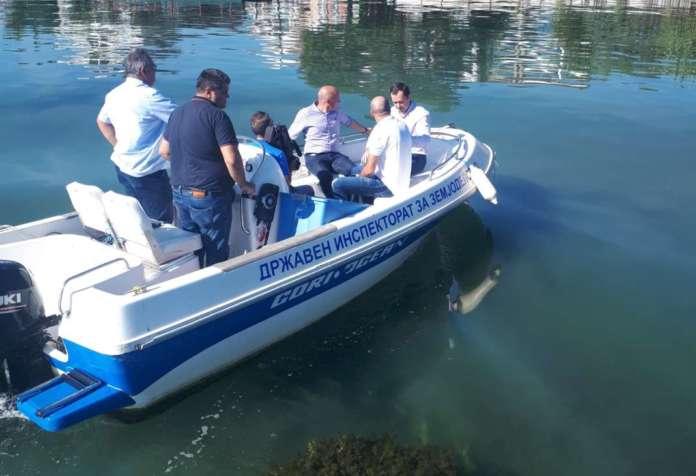 ЕСМ го пориби Охридското Езеро со јагули